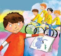 Ο Ορφέας και οι νταήδες με τα κίτρινα ποδήλατα